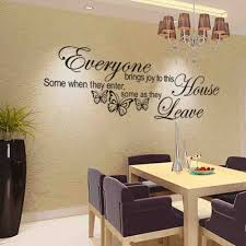 quote to decorate a room living room interior design by avenue lifestyle for the home wall