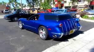 1953 corvette wagon corvette chevy nomad aat station wagon 1953 conversion