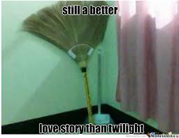 Broom Meme - broom and dustpan by mav kazuto meme center