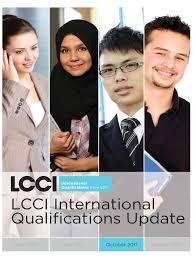 lcc i update october 2011 educational assessment diploma