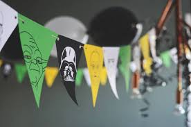 Star Wars Decorations The Best Star Wars Party Ideas Happiness Is Homemade
