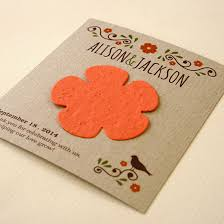 flower seed wedding favors plantable seed wedding favors catalog botanical paperworks