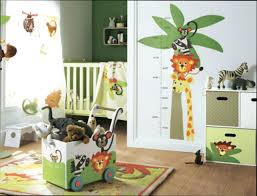chambre jungle bébé chambre jungle bebe avec beautiful chambre jungle bebe gallery