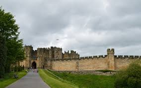 alnwick castle harry potter broomstick training north east