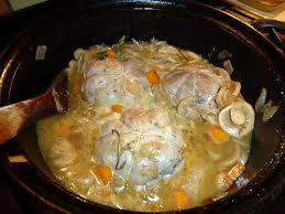 cuisiner paupiette de veau recette de paupiette de veau au vin blanc