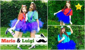 Mario Luigi Halloween Costume Diy Costume Mario U0026 Luigi Comiccon 2015 Noé