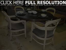 Rolling Dining Room Chairs Chair Beautiful Dining Room Table Chairs Casters Furniture Devon