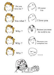 Love Me Meme - do you love me