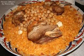 cuisine alg駻ienne traditionnelle constantinoise tchakhchoukha spécialité algérienne par é