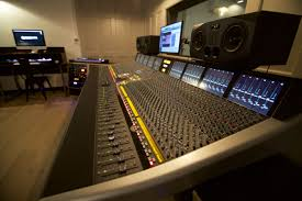Studio Console Desk by Point Blank Is The Only Uk With A 48 Channel Ssl Duality