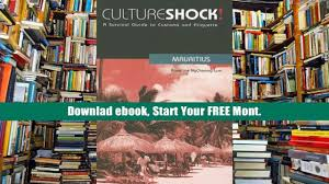 download pdf culture shock mauritius a survival guide to
