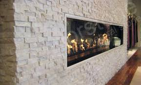 stone for fireplace white quartz stacked stone veneer for feature walls