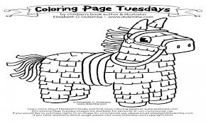 pinata coloring page spanish christmas color number spanish