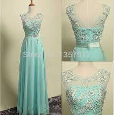 online get cheap teal chiffon prom dresses aliexpress com