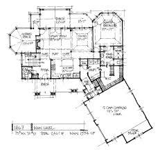 conceptual house plan 1467 craftsman walkout houseplansblog