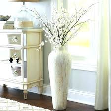 Large Floor Vases For Home Amazing Tall Floor Decor Ideas Flooring U0026 Area Rugs Home