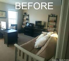 large home office furniture home office guest room combo ideas enchanting makeover