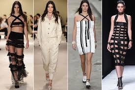kendall jenner at paris fashion week mirror online