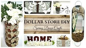 Home Decor Boynton Beach Dollar Store Diy U0027s Earth Tone Spring Home Decor Crafts Youtube