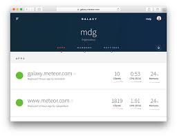 deployment and monitoring meteor guide