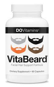 a gentleman u0027s review of the vitabeard hair formula the