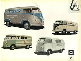 van volkswagen vintage vw van modular 4