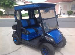 2013 yamaha gas golf cart talk of the villages