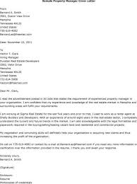 reo broker cover letter