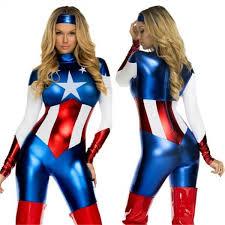 Halloween Costumes Iron Man Captain America Iron Man Avengers Superhero Halloween Women