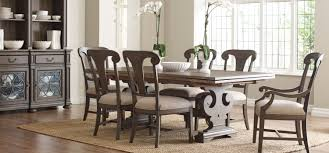 Oak Dining Room Tables Greyson Collection By Kincaid Furniture