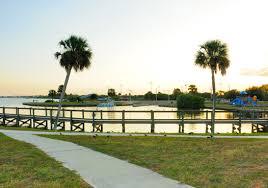 Park West Landscape by Kelly Park West Indian River Lagoon