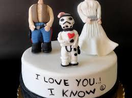 star wars wedding anniversary cake cakecentral com