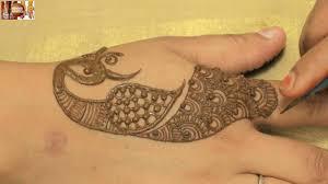 different stylist peacock henna mehndi tattoo for hands mehendi