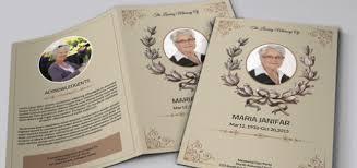 funeral program paper floral funeral program template sistec