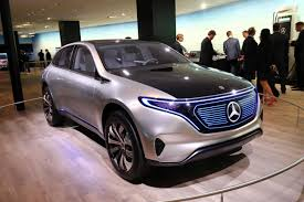 suv benz mercedes opens reservations for its 300 mile all electric eq