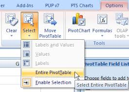 How To Remove Pivot Table How To Format Excel Pivot Table