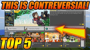 top 5 most controversial things about minecraft bedrock edition
