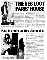 Rick James Memes - the day funk musician rick james died at 56 in 2004 ny daily news