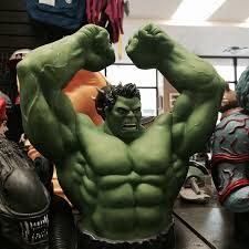 free photo incredible hulk superhero toy free image