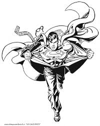 superman 7 superman coloring pages coloring for kids