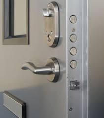 Exterior Door Security Exterior Door Security Plates Security Door Ideas