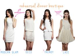 rehearsal dinner dresses at social dress shop party pretty