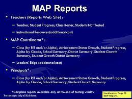 map administration workshop teacher module ppt download