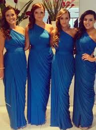 never wanted long bridesmaid dresses but kind of like these in