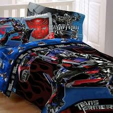 rescue bots bedding marcus is bedding set but with bumblebee instead of megatron