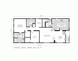 ranch floor plan nh342a infinity by mannorwood homes ranch floorplan