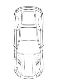 car plan outline pictures to pin on pinterest pinsdaddy