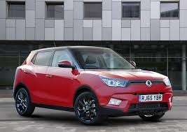 ssangyong ssangyong takes on european challenge with tivoli sae international