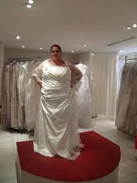 grosse robe de mariã e mes essayages pour trouver ma robe de mariée grande taille