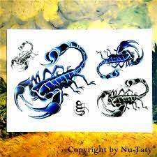 compare prices on scorpions tattoo online shopping buy low price